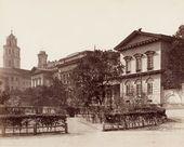 Губернаторский дворец в Вильне. Конец XIX века