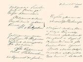Письма И.К. Айвазовского А.В. Жиркевичу