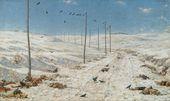 В.В. ВЕРЕЩАГИН. Дорога военнопленных. 1878–1879