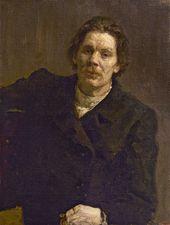 И.Е. РЕПИН. Портрет Максима Горького. 1899