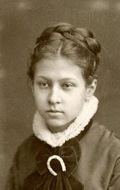В.А. Репина. 1877
