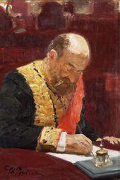 И.Е. РЕПИН. Портрет А.П. Иващенкова. 1901–1903