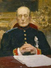 И.Е. РЕПИН. Портрет К.П.Победоносцева. 1903
