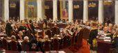 И.Е. РЕПИН. Торжественное заседание Государственного совета. 1901–1903