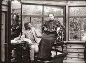 И.Е. Репин и Н.Б. Нордман в Пенатах. Фотография 1900-х