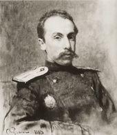И.Е. РЕПИН. Портрет Александра Владимировича Жиркевича. 1888