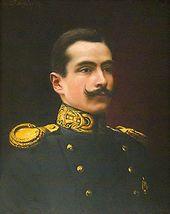 П.Ф. ЯКОВЛЕВ. Портрет С.А. Жиркевича. 1912