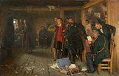 И.Е. РЕПИН. Арест пропагандиста. 1880–1889, 1892