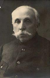Последний снимок А.В. Жиркевича. Вильна, 1926
