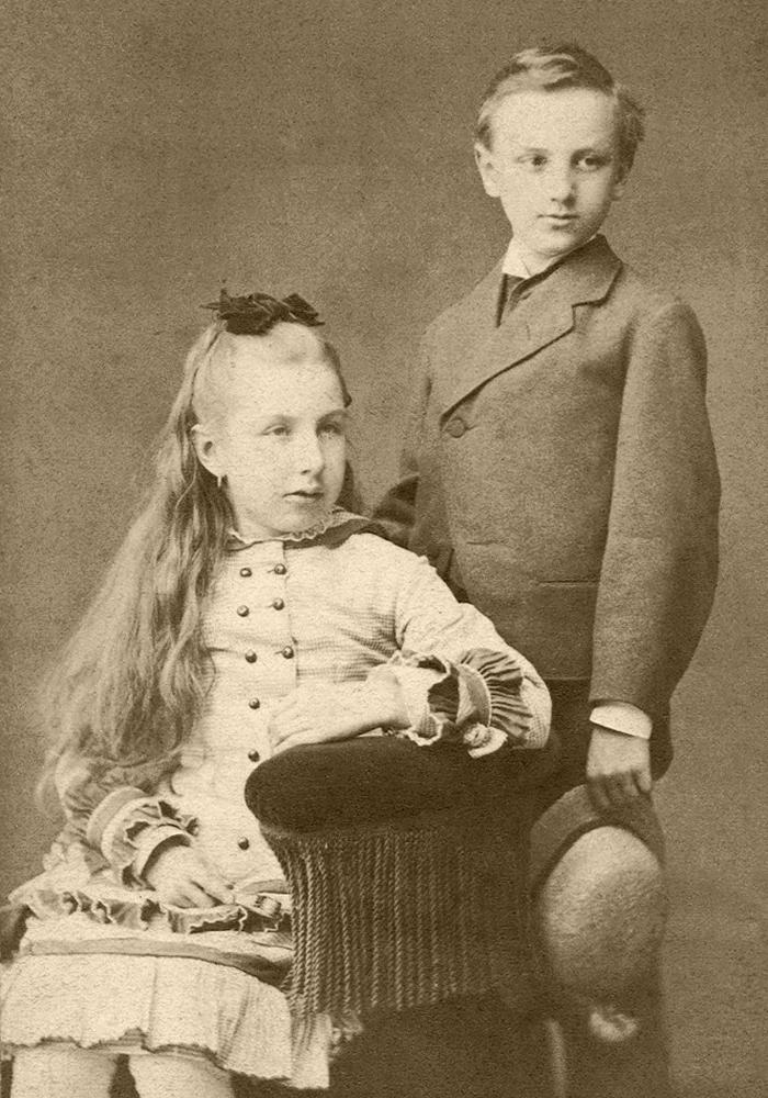 Катя и Андрей Снитко.
