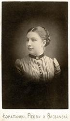 Е. К. Снитко. 1885 г.