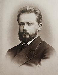 П. И. Чайковский, 1874 г.
