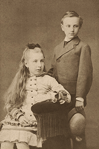 Катя и Андрей Снитко