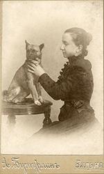 М. В. Травина, сестра А. В. Жиркевича