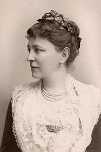 Баронесса Е. К. Остен-Сакен