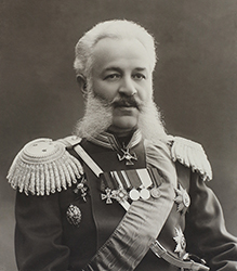 Барон Э. Р. Остен-Сакен